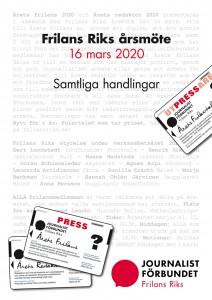 2020 Frilans Riks samtliga årsmöteshandlingar bild