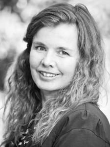 Författaren Jeanette Bergenstav