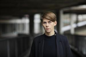 Ulrika Hyllert, Journalistförbundets ordförande.