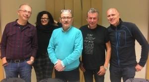 Journalistförbundet Västerbottens styrelse