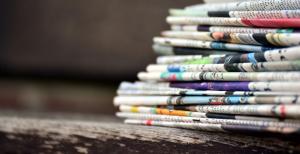Tidningshög