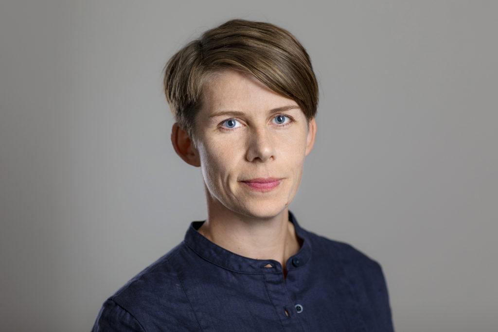 Porträtt Ulrika Hyllert