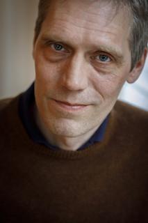 Petter Larsson litet porträtt